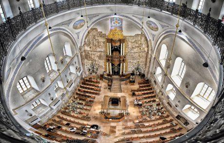 מעט מקדש: התגעגענו לבתי הכנסת, אז הבאנו צילומים שלהם
