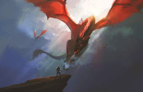 מי בלע את עדת קרח – אדמה או דרקון?