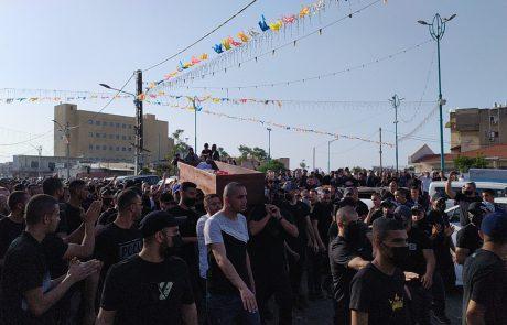 סיור במהומות של לוד